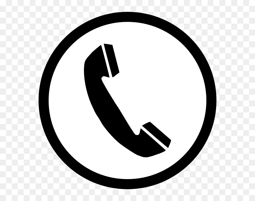Telephone Icon Cliparts Png Free Stock Free Phone Icon Clipart Telephone Transparent Png Vhv