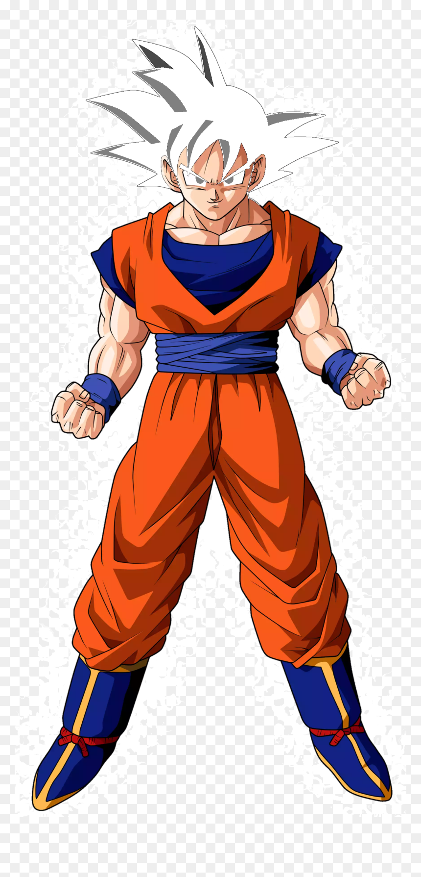 perfect mastered ultra instinct son goku hd png download vhv son goku hd png download