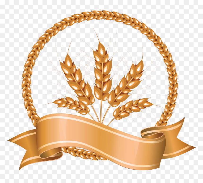 flour clipart cereal grain transparent wheat logo png png download vhv flour clipart cereal grain
