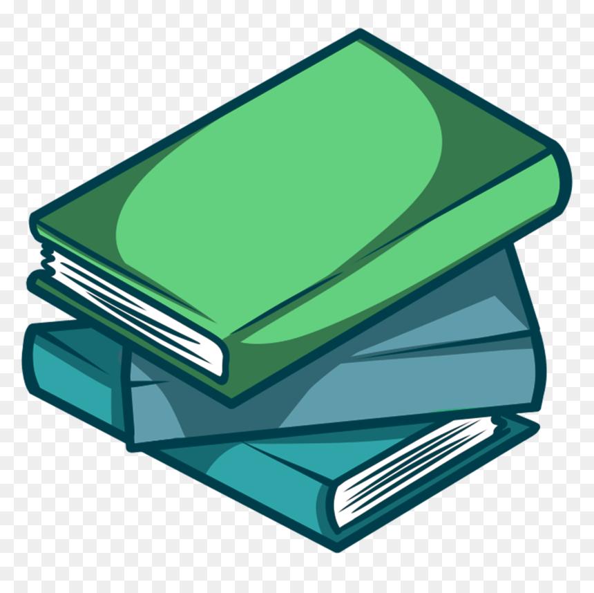 Genarrator - School Books Clipart , Free Transparent Clipart - ClipartKey