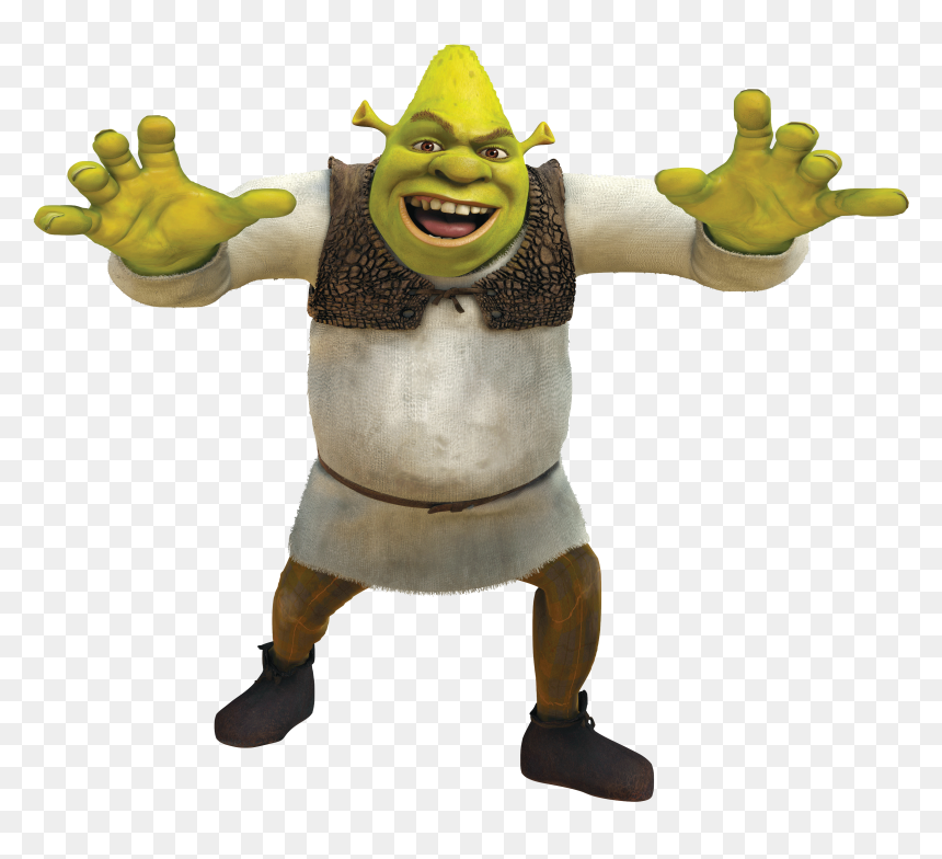 Face Clipart Shrek Shrek Png Transparent Png Vhv