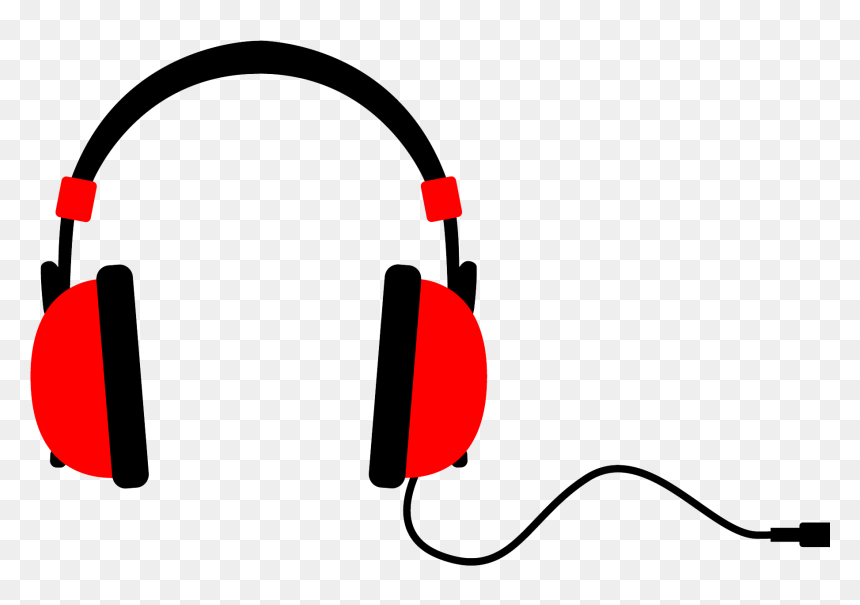 Download Headphones Png Clipart Transparent Background Headphones Clipart Png Png Download Vhv