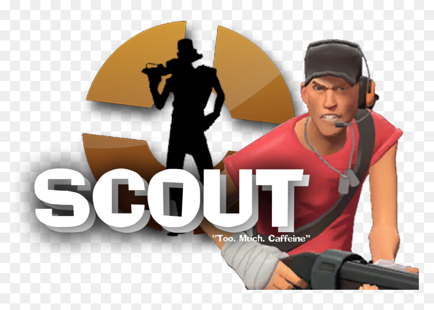 Team Fortress 2 Scout Tf2 Png Download Scout Heavy Team Fortress Transparent Png Vhv