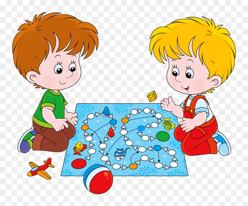 School Play Clipart Jpg Library Library 11 Playing Snake And Ladder Cartoon Hd Png Download Vhv
