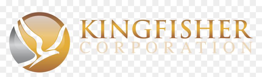 Kingfisher Corporation Logo Tan Hd Png Download Vhv