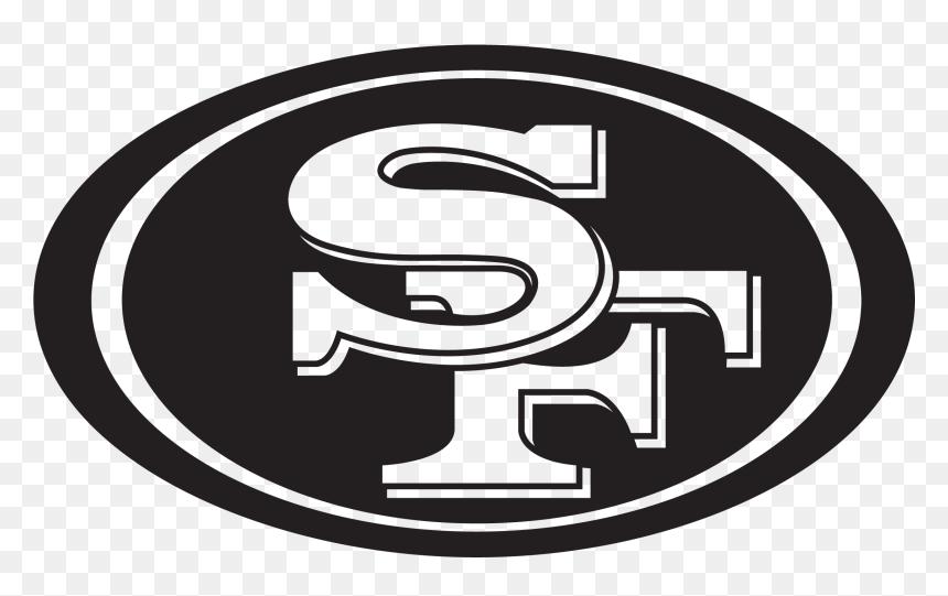 49ers Logo Transparent San Francisco 49ers Png Png Download Vhv