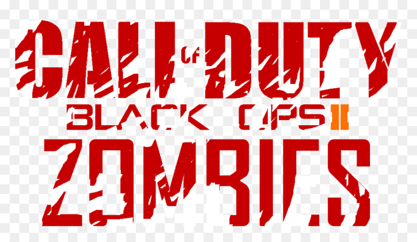 Black Ops 3 Zombies Png Clip Freeuse Call Of Duty Black Ops 2 Zombies Logo Png Transparent Png Vhv