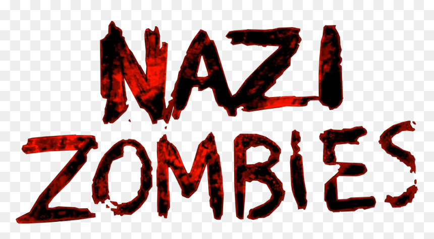 Call Of Duty Black Ops 3 Zombies Logo Png Nazi Zombies Black Ops