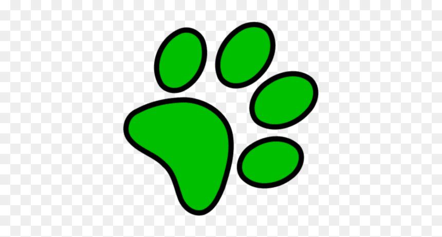 Paw Print Clip Art Green Paw Print Clip Art Hd Png Download Vhv Free printable paw patrol coloring sheets. green paw print clip art hd png