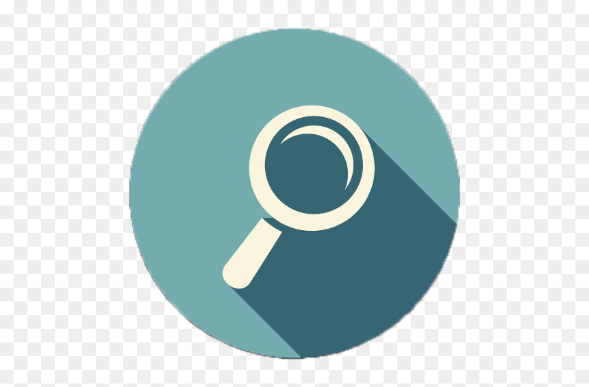 View Magnifying Glass Observation Icon Png