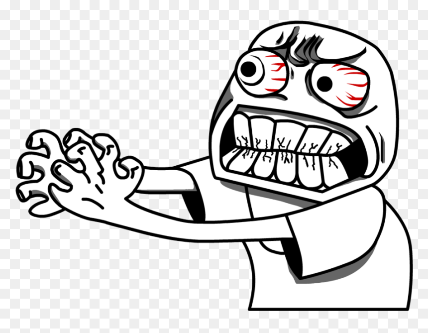 Angry Troll Face Angry Troll Face Png Transparent Png Vhv