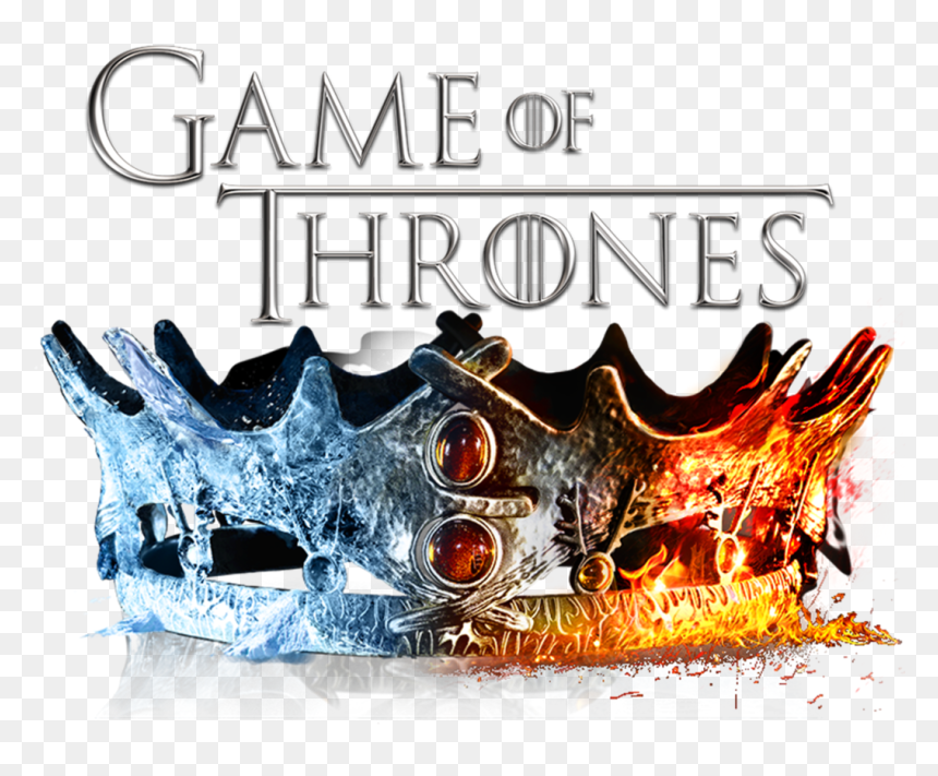 Game Of Thrones Logo White Background Png Download Game Of Thrones Transparent Png Vhv