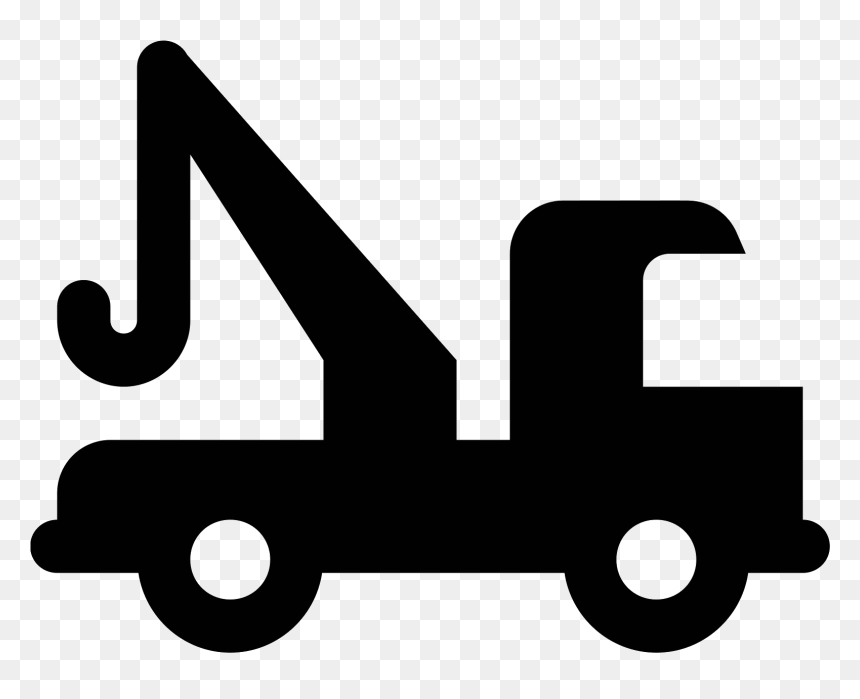 Car Campervans Computer Icons Hino Motors Tow Truck Illegally Parked Car Cartoon Hd Png Download Vhv