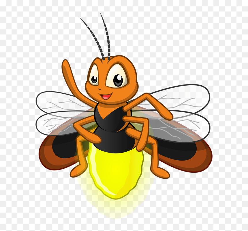 Fireflies Lightning Bug Illustrations - Clipart Firefly ...