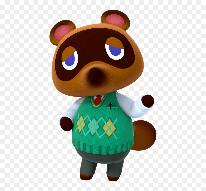 You Get To Play As Animal Crossing Characters Like Tom Nook Png