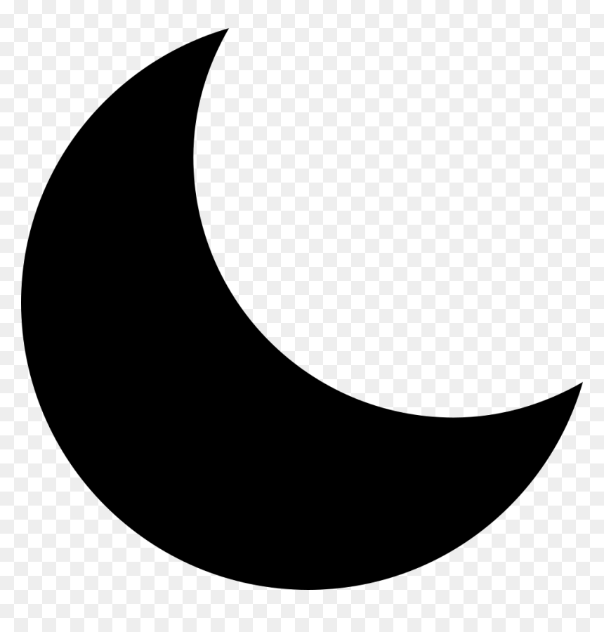 moon svg night png half moon vector transparent png vhv moon svg night png half moon vector