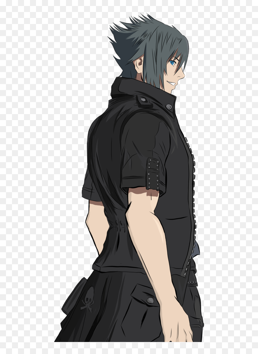 Noctis Brotherhood Final Fantasy Xv Hd Png Download Vhv