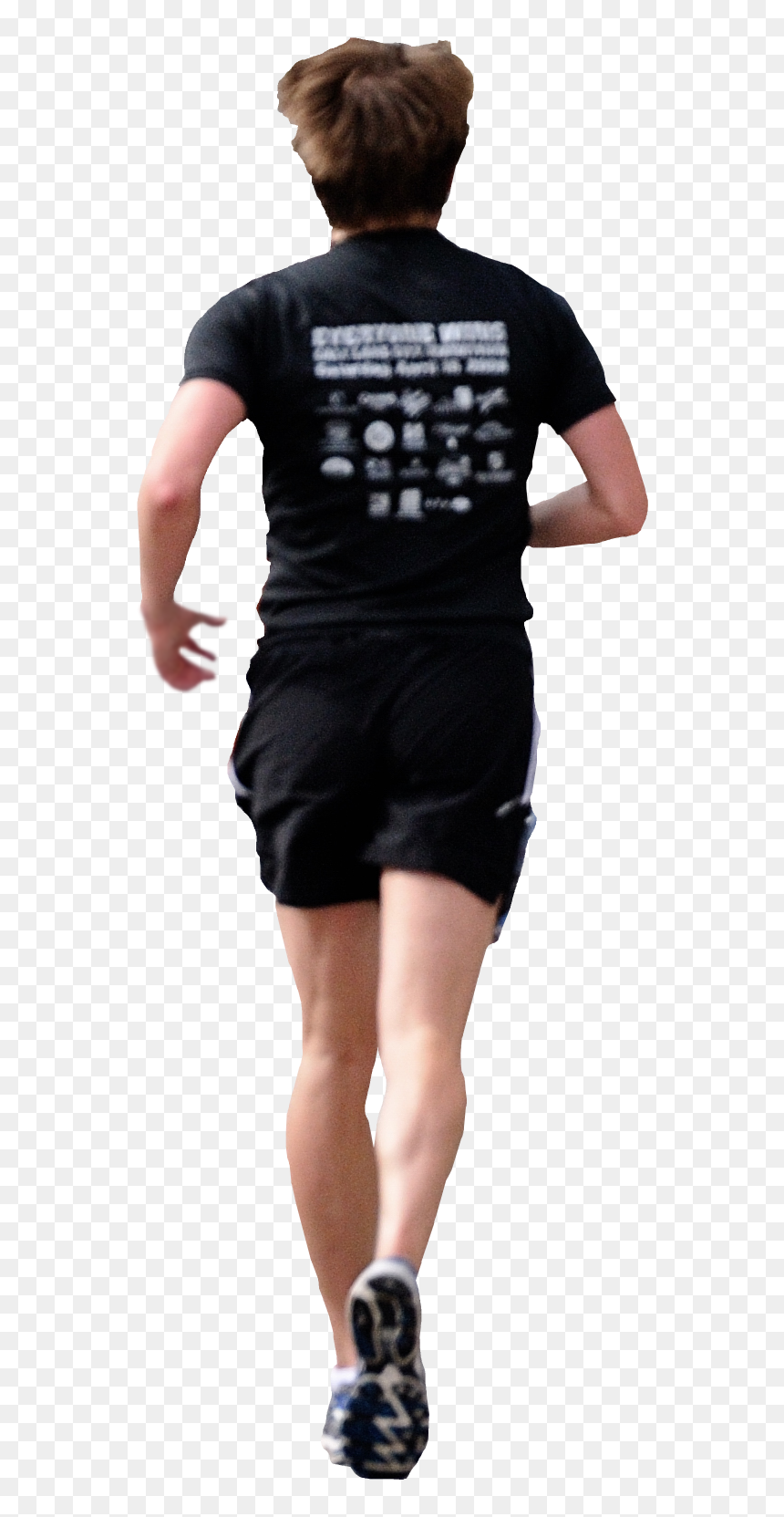 thumb image running man back png transparent png vhv running man back png transparent png
