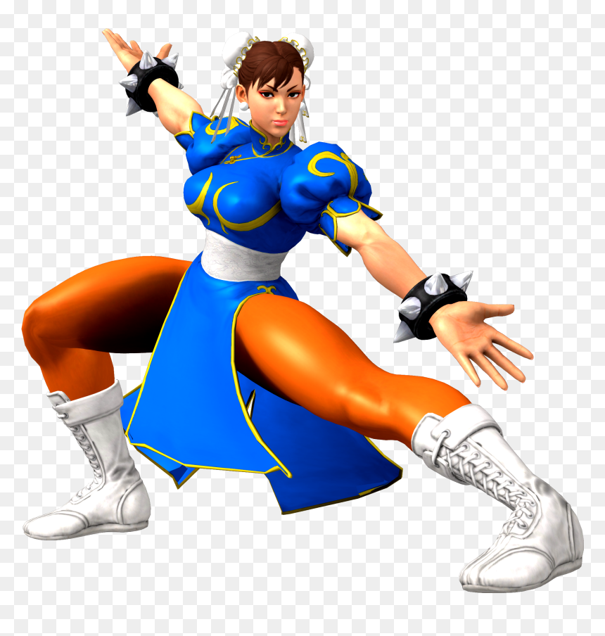 Chun Li By Caliburwarrior Street Fighter V Png Transparent Png