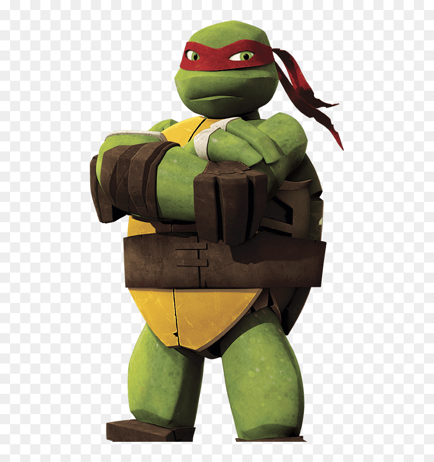Teenage Mutant Ninja Turtle Raphael Standee Png Download
