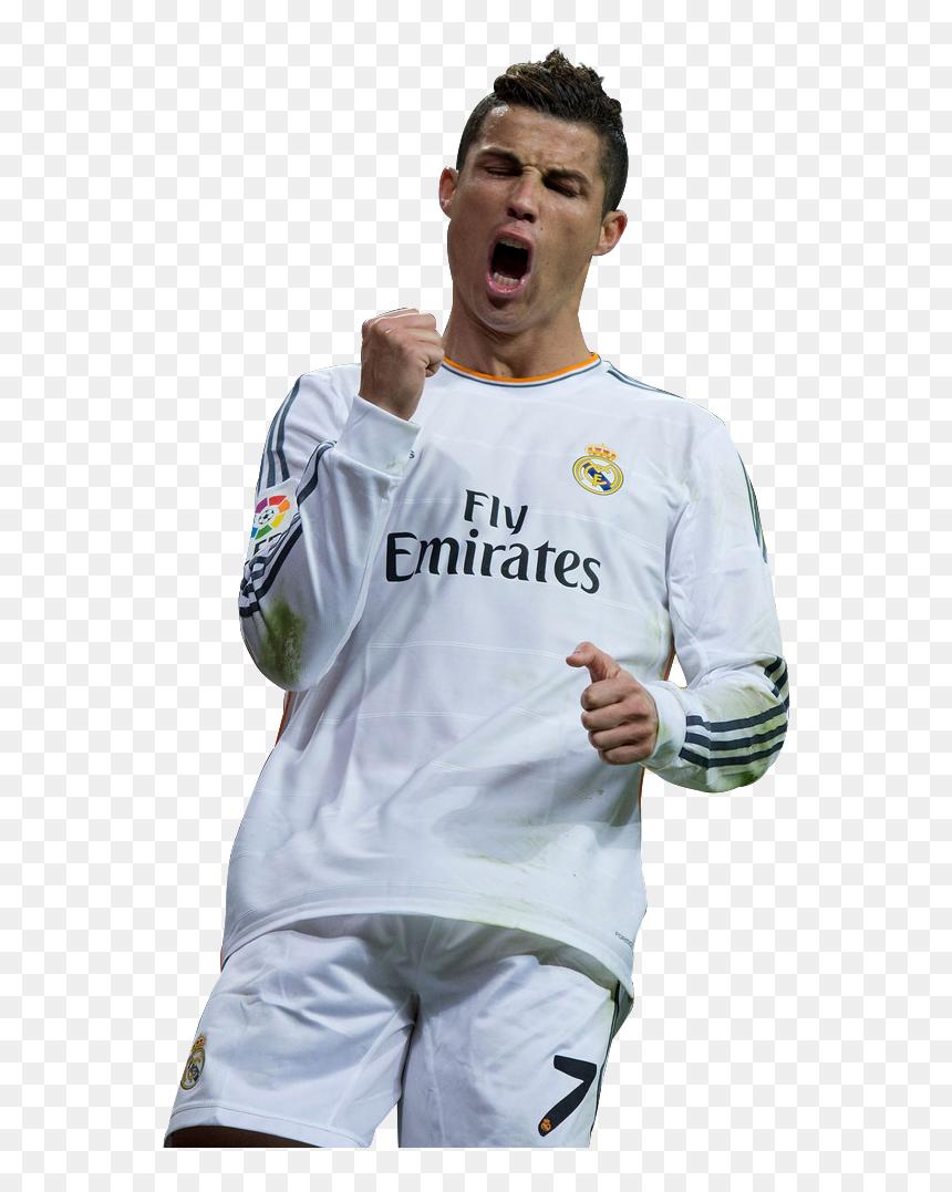 Cristiano Ronaldo Cristiano Ronaldo Png Real Madrid Transparent Png Vhv