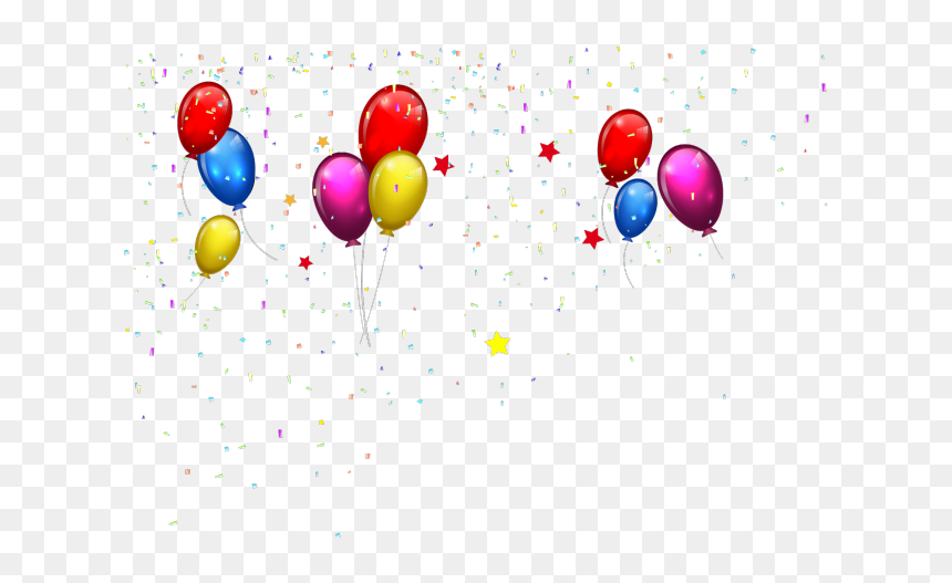 Confetti Clipart Happy Birthday Transparent Background Birthday Balloon Vector Hd Png Download Vhv You can use our images for unlimited commercial purpose without asking permission. transparent background birthday balloon