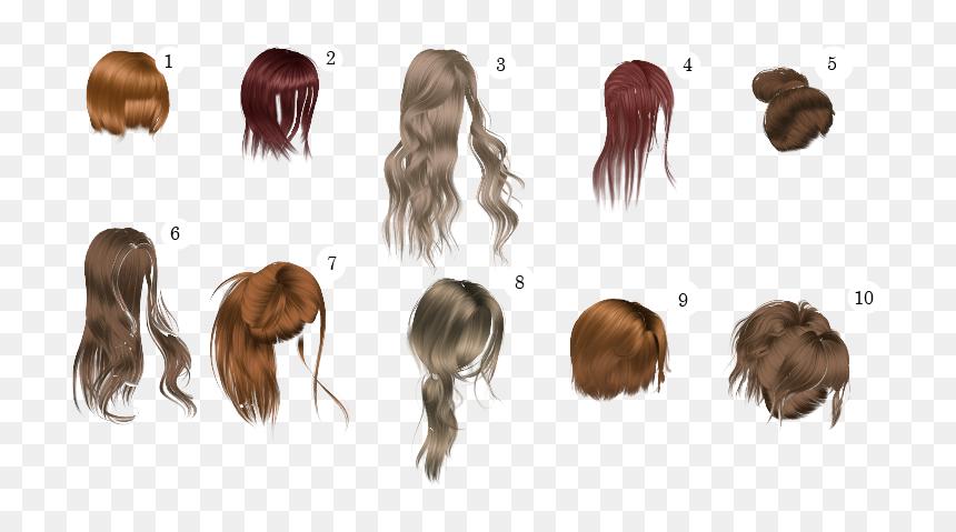 Hairstyle Long Hair Bangs Bun Short Curly Hair Sims 4 Bangs Hd Png Download Vhv