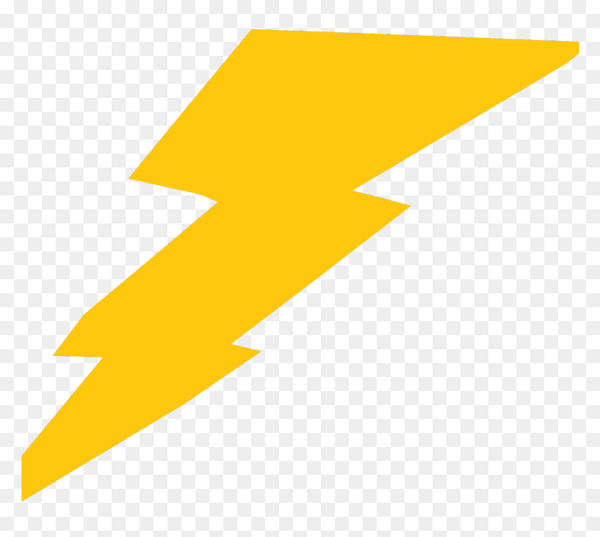 Electricity Bolt Clipart Png Download Lightning Bolt Icon Yellow Transparent Png Vhv