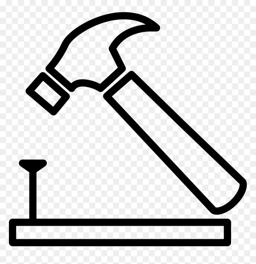 hammer encapsulated postscript nail tool hammer and nail clipart hd png download vhv nail clipart hd png download