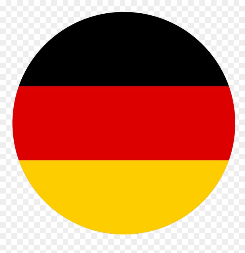 Round Germany Flag Png Transparent Image Germany Flag Round Icon Png Download Vhv