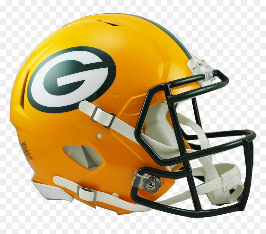 Packers Helmet Logo Download Packers Football Helmet Hd Png Download Vhv