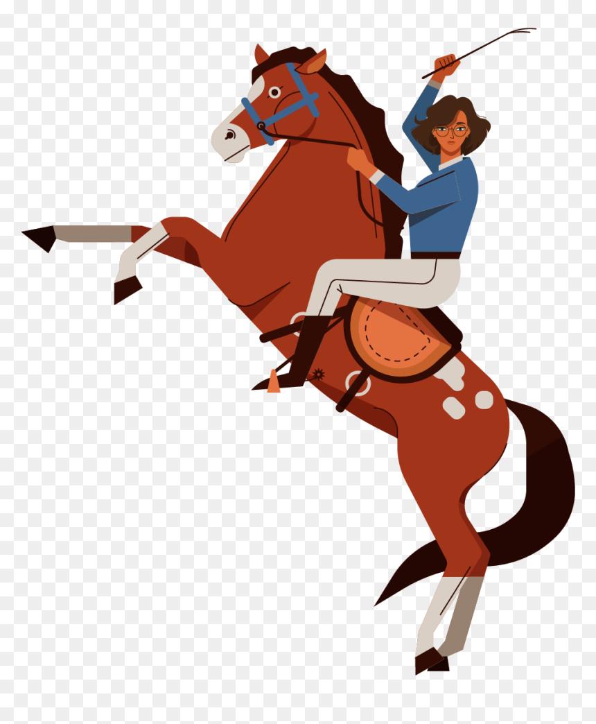 Transparent Horse Jump Clip Art Horses And Joki Hd Png Download Vhv