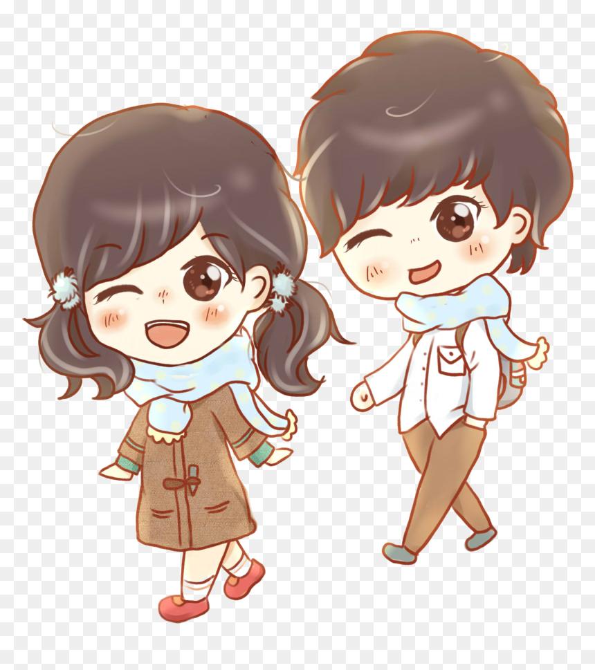 15 Anime Couple Kiss Png For Free Download On Mbtskoudsalg Cartoon Girl And Boys Transparent Png Vhv