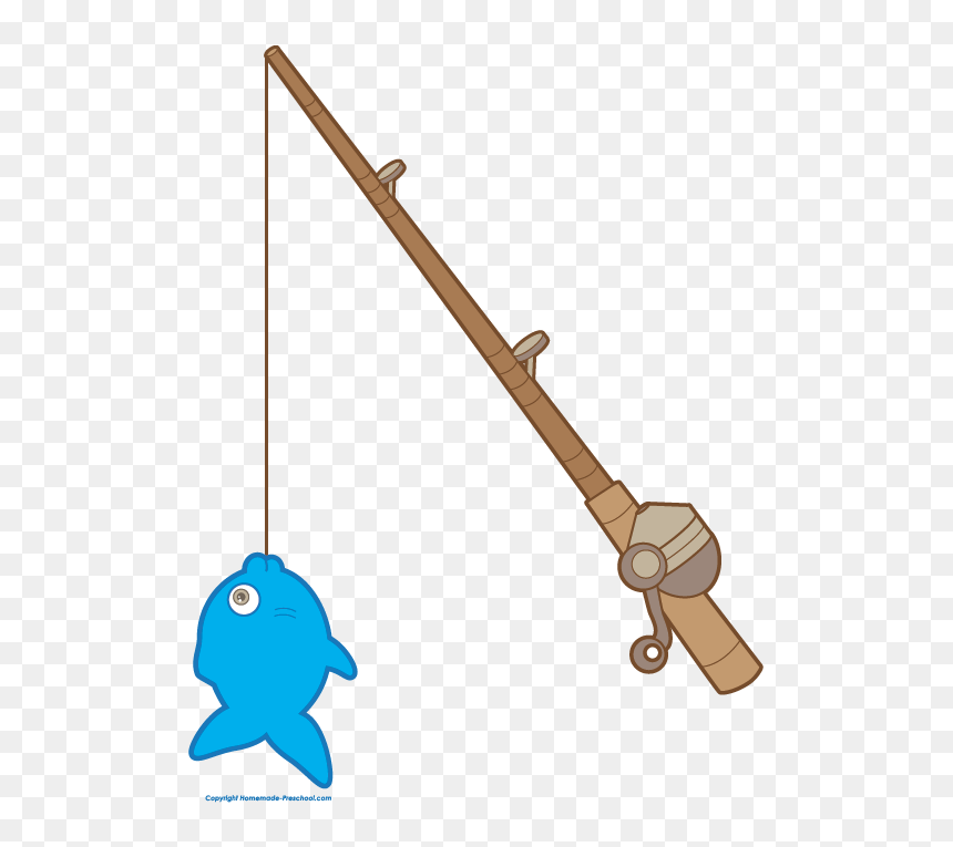 Free Fathers Day Images Fishing Rod Cartoon Hd Png Download Vhv