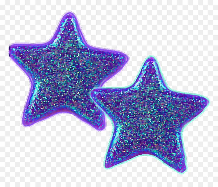 Sticker Png Stars Aesthetic Aesthetictumblr Tumblr Blue Aesthetic Stickers Png Transparent Png Vhv