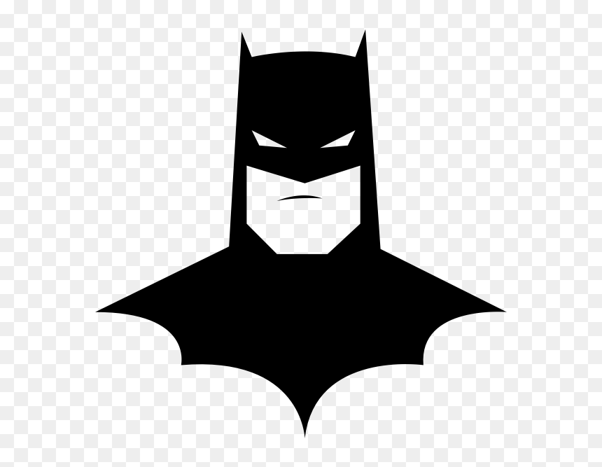 Batgirl Clipart Justice League Unlimited Pencil And - Batman Clipart - Free  Transparent PNG Clipart Images Download