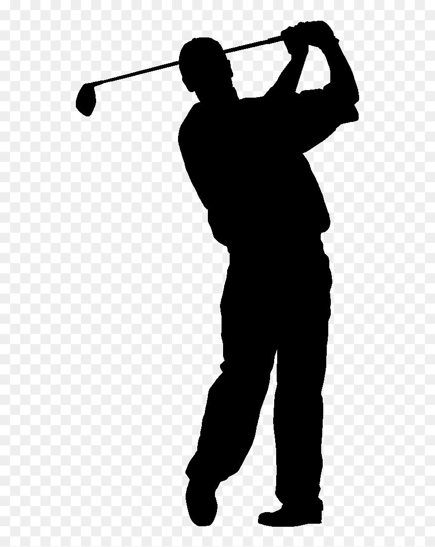 Professional Golfer Golf Course Swingolf Golf Stroke Transparent Background Golfer Clipart Hd Png Download Vhv