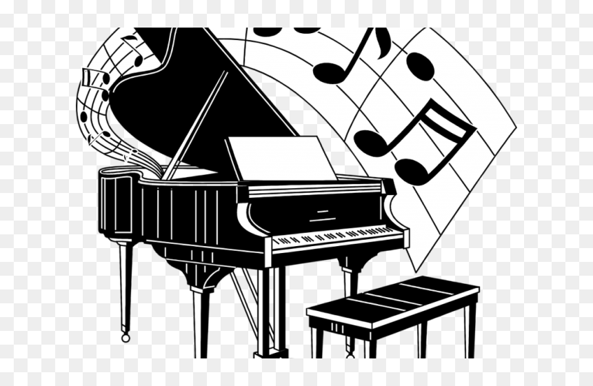 Piano Clipart Hd Png Download Vhv
