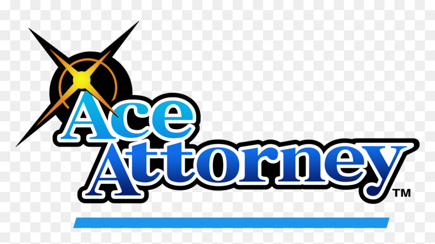 Ace Attorney Logo Transparent Hd Png Download Vhv