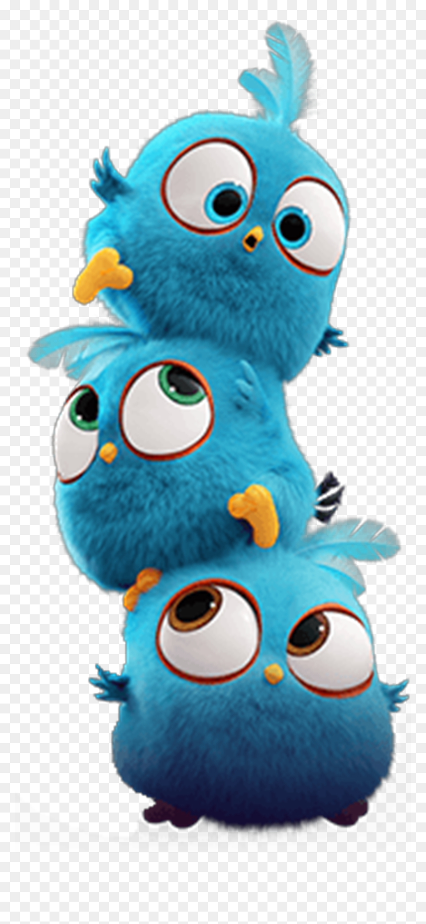 Transparent Cute Bird Png Blue Bird Angry Birds Movie Png Download Vhv