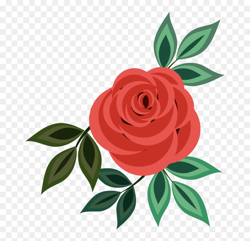 Rose Computer Icons Pink Drawing Download Alice In Wonderland Flower Clip Art Hd Png Download Vhv