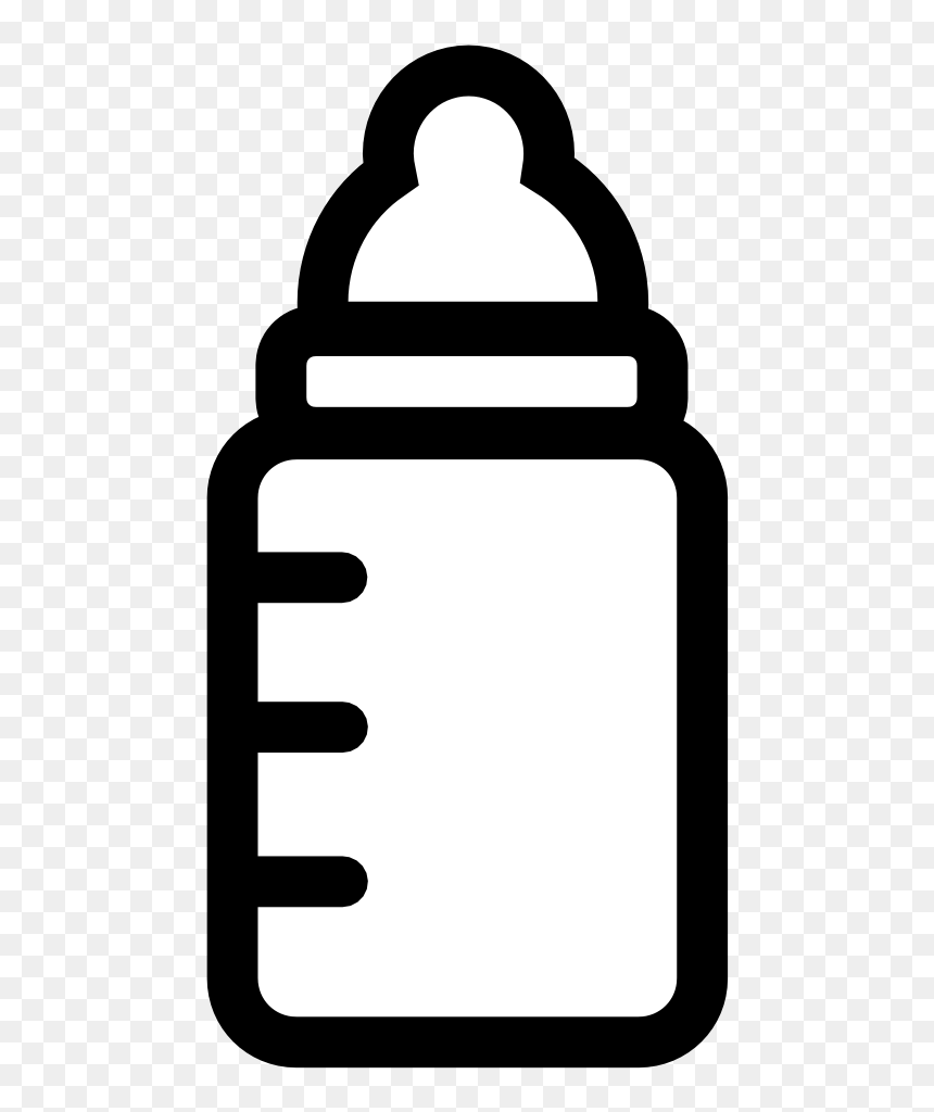 Baby Rattle Baby Bottle Clipart Black And White Free Black And White Baby Bottle Clip Art Hd Png Download Vhv Download baby bottle images and photos. baby rattle baby bottle clipart black