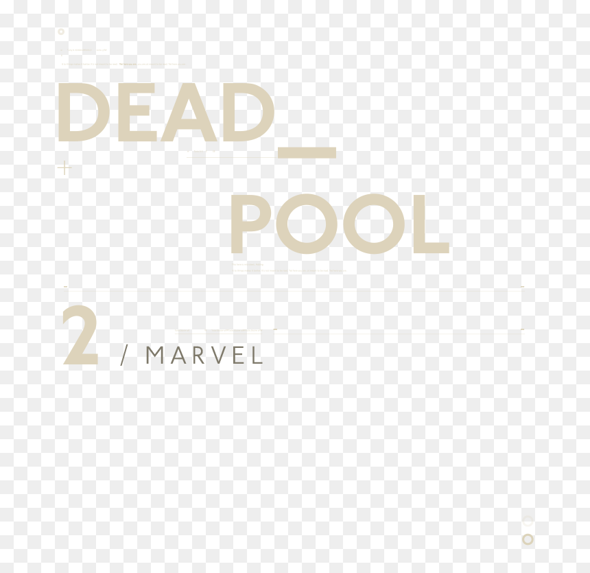 Deadpool 2 Png Download Parallel Transparent Png Vhv