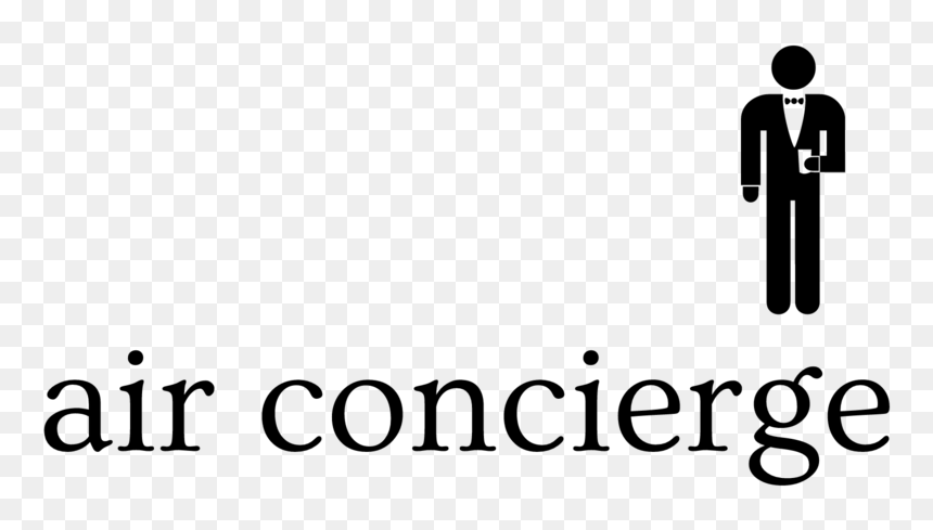 Airbnb Logo Png Png Download Concierge Transparent Png Vhv