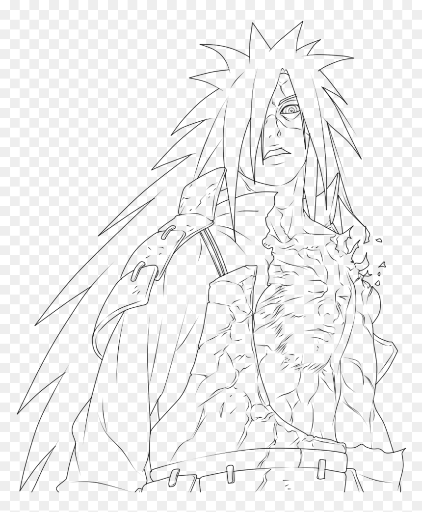 Itachi Coloring Pages 28 Collection Of Madara Uchiha Madara Uchiha Coloring Pages Hd Png Download Vhv