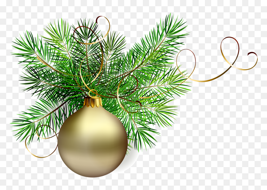 Free Transparent Christmas Clipart Christmas Clipart Gold Hd Png Download Vhv