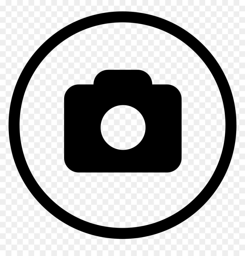 Thumb Image Camera Icon Png Circle Transparent Png Vhv