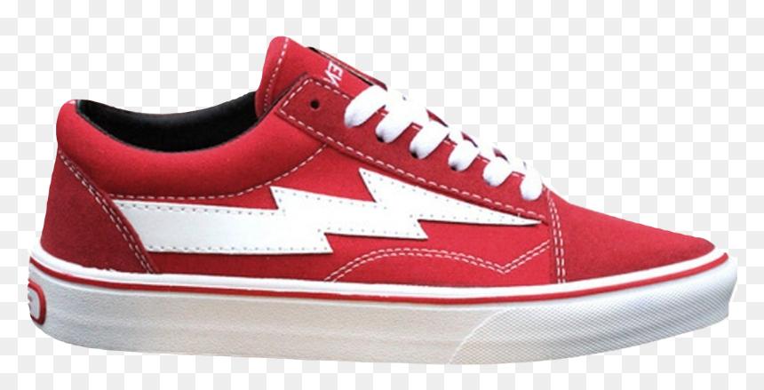 Vans Shoes Png - Revenge X Storm Red