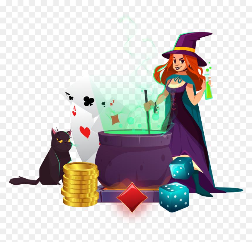 Slot Vegas Character Png