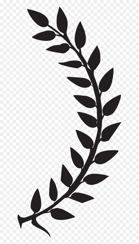 Laurel Leaves Right 01 Laurel Leaves Logo Png Transparent Png Vhv